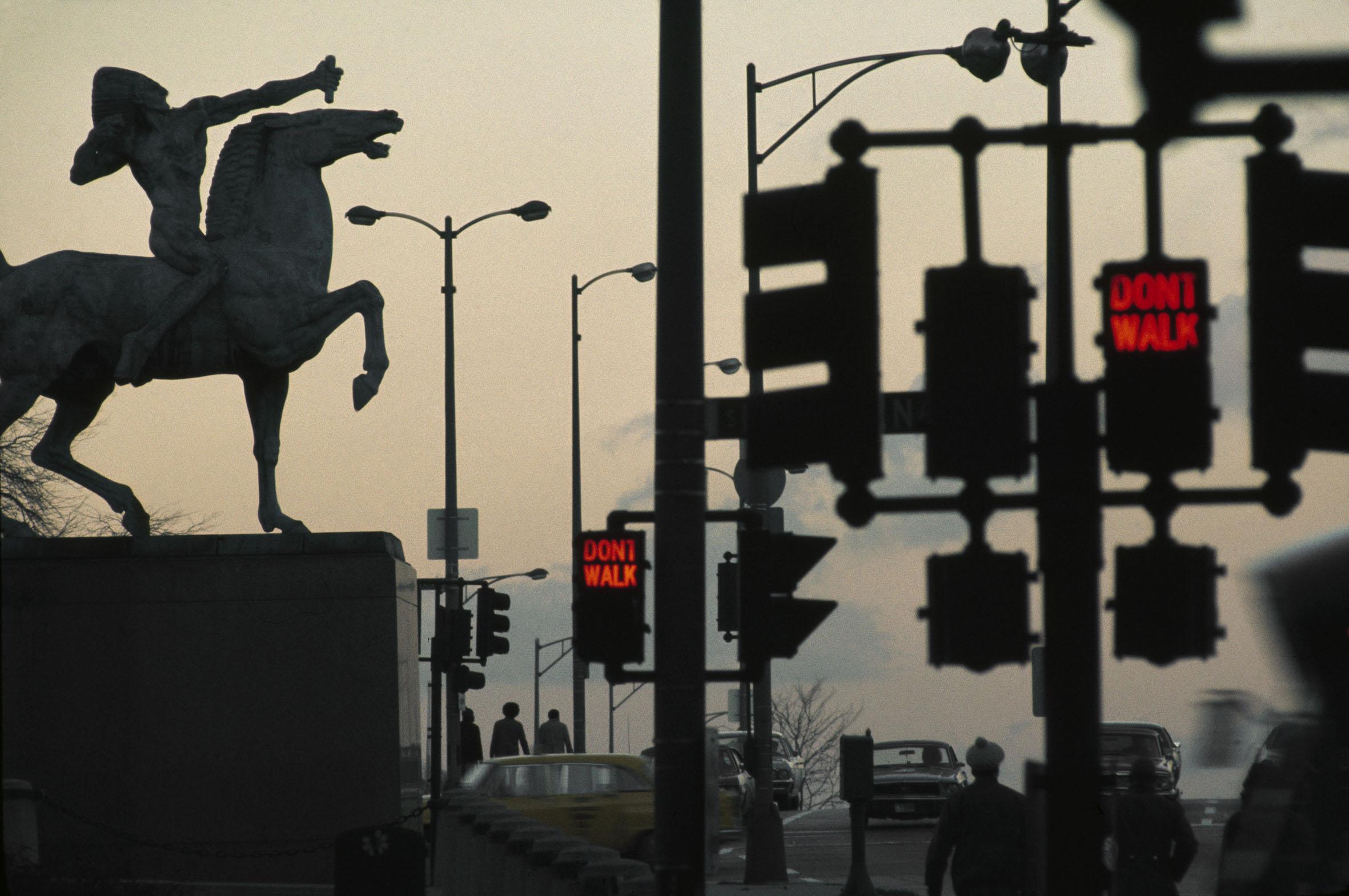 Photographies iconiques / A propos du jubil / 100 Ans de 100 photos de rene burri