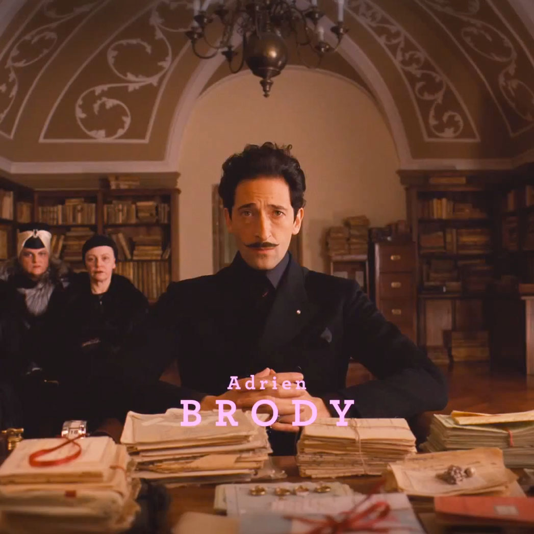 penccil : : : The Grand Budapest Hotel